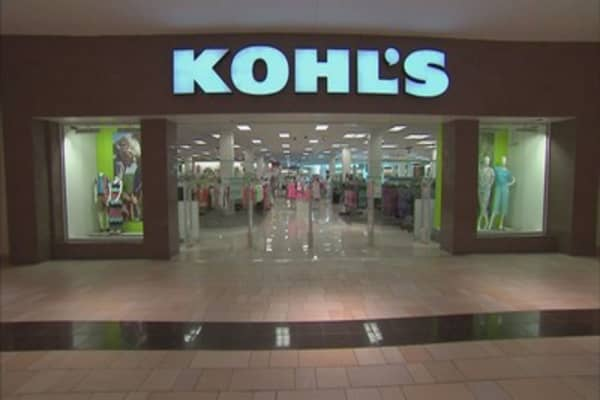 Shop at Kohl's without your wallet