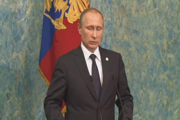 Putin's close friend says Trump will be US president
