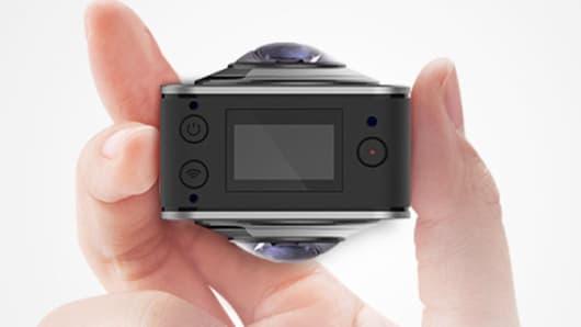 Mokacam 360