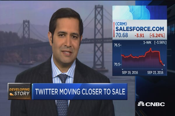 Should Twitter be sold?