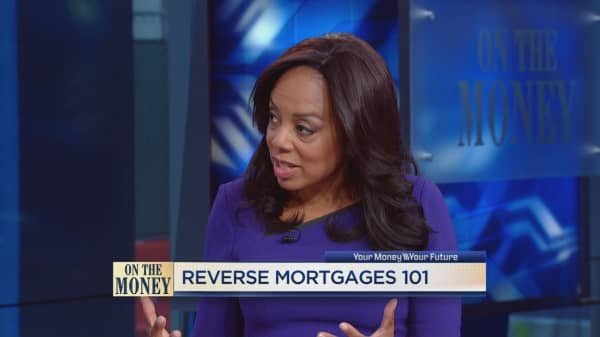Mortgage in reverse
