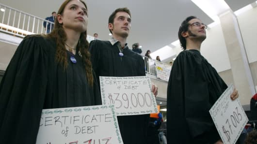 How student loans stop people from saving for retirement