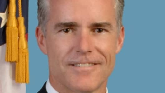Andrew McCabe, deputy director of the FBI