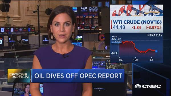Oil's big reversal