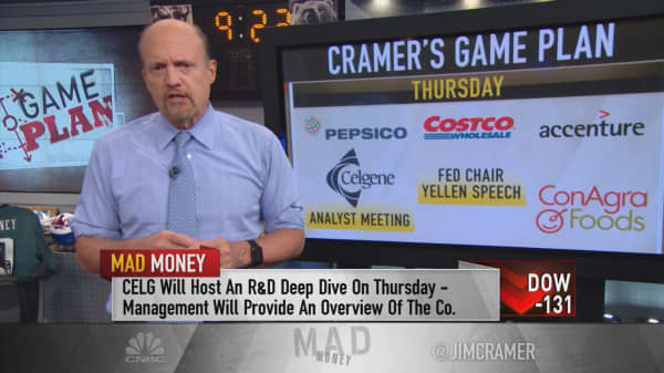 Cramer's game plan: October could be big for international stocks