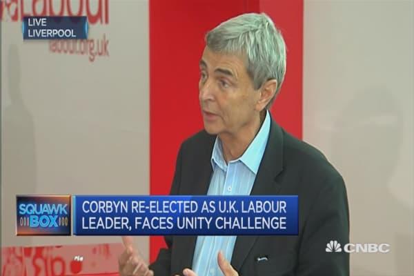 Jeremy Corbyn needs to show generosity of spirit: UNISON's Dave Prentis