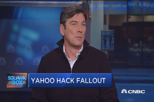 AOL CEO: Dealing with Yahoo's security breach