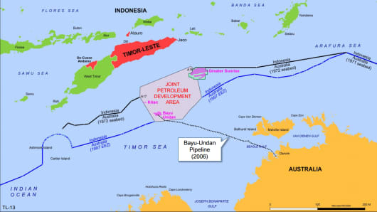 Nice The Hague Revives Maritime Border Dispute Between Timor Leste And Australia Pictures Gallery