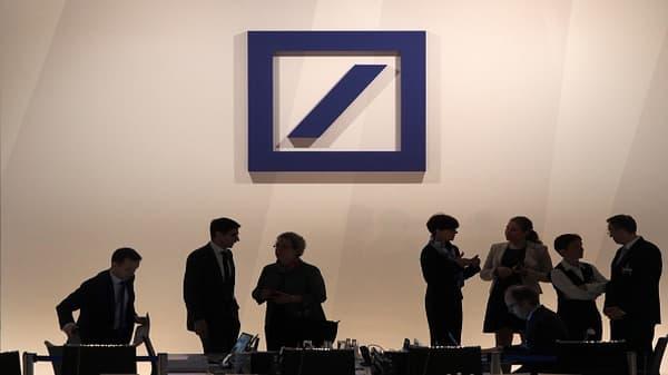 Deutsche Bank in serious trouble