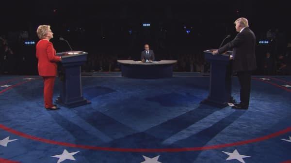 Europe's media react to first US presidential debate