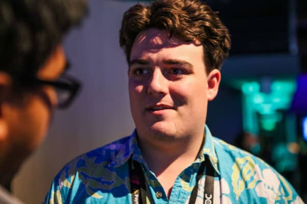 Palmer Luckey, the founder of Oculus VR
