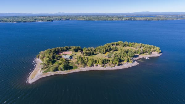 Private island for the price of a one-bedroom New York apartment