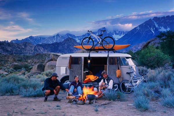 Airstream/ Trailer camper