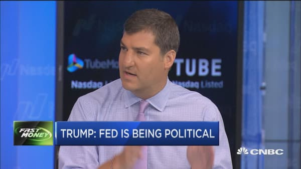 Is Fed driven by politics?
