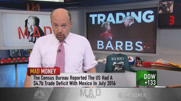 Cramer's wake-up call for Donald Trump on NAFTA