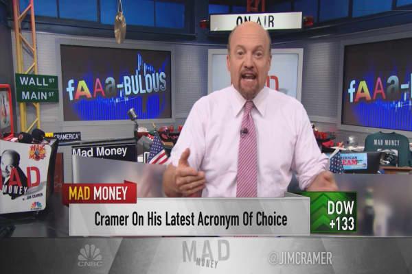 Jim Cramer renames FANG as FAAA: Your key to long-term growth