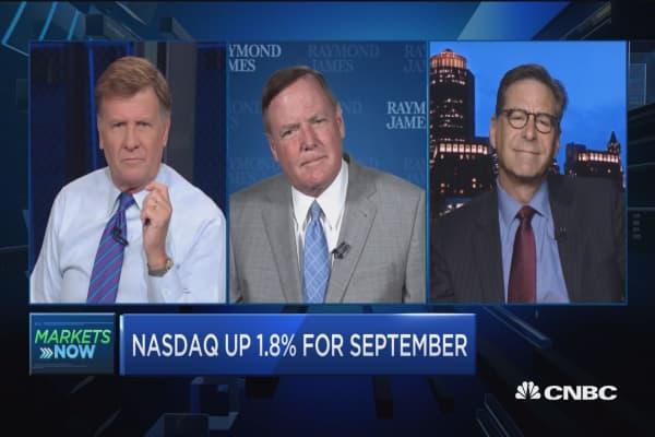 Markets' 'big switch' to earnings-driven market: Pro