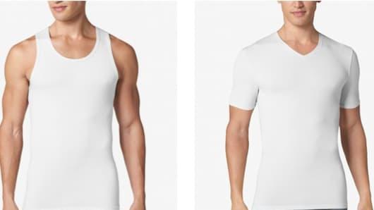 Tommy John undershirts