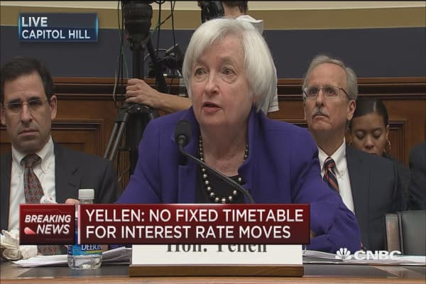 Yellen on Brainard: Don't see conflict of interest
