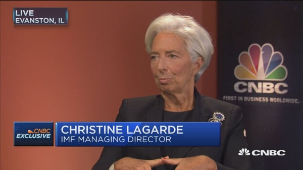 Lagarde: There will be consequences to Brexit