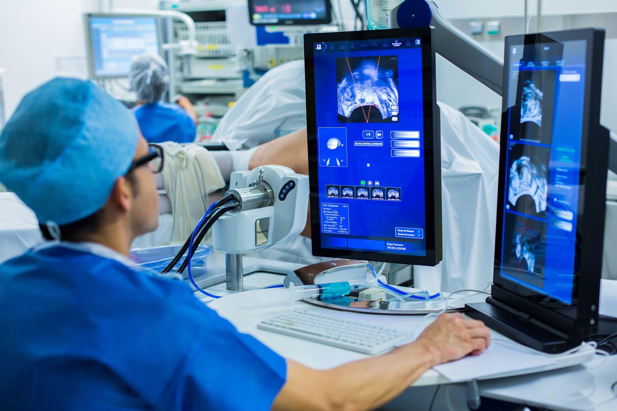 Современные технологии лечения рака простаты