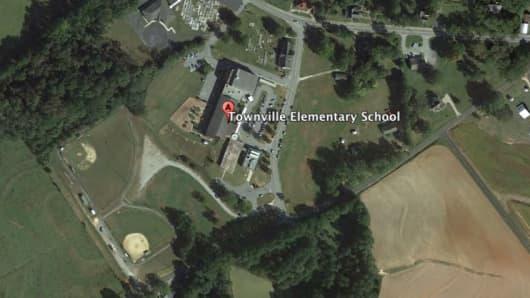 Townville Elementary School in South Carolina