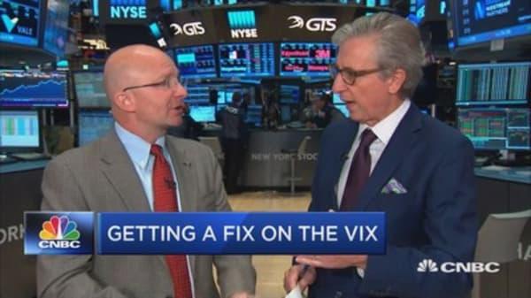 Tony Dwyer: How to play low volatility