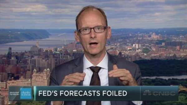 Why the Fed's forecasts have been so wrong: Deutsche Bank economist