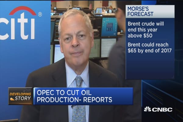 Pro: Bullish aspects of oil market more probable