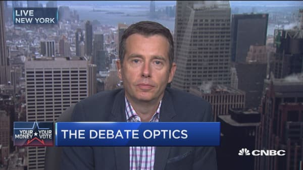 David Plouffe on Trump, Clinton