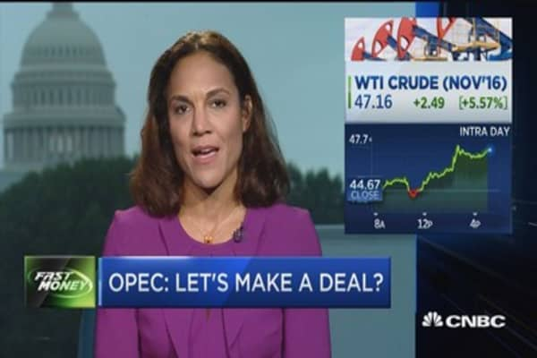 Croft: OPEC action important due to persistent oversupply