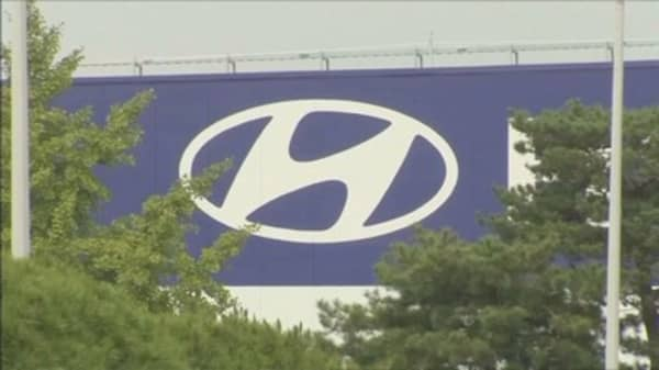 Hyundai's labor strike could weigh on South Korean economy