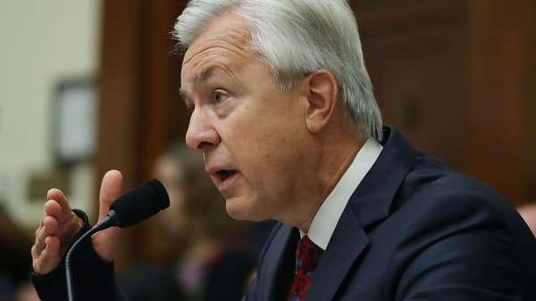 John Stumpf, Chairman and CEO of the Wells Fargo & Company