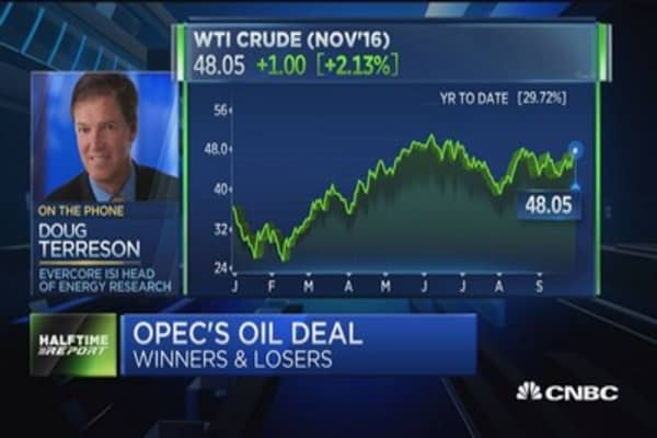 Terreson: Global oil demand will remain healthy
