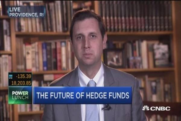 RI Treasurer on hedge fund holdings
