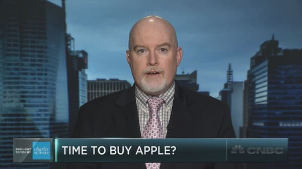 Two traders make the case to buy Apple