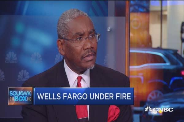 Rep. Meeks: Wells Fargo needs new CEO