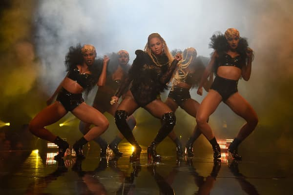 Meet Beyoncé the investor