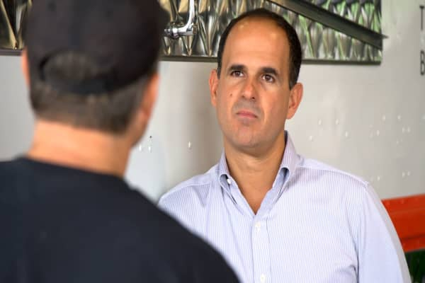 Why Marcus Lemonis sleeps 40 hours a week and works the rest