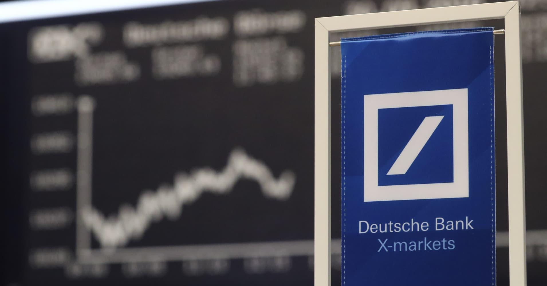Traders weigh opportunity in deutsche bank as european banks gain biocorpaavc Gallery