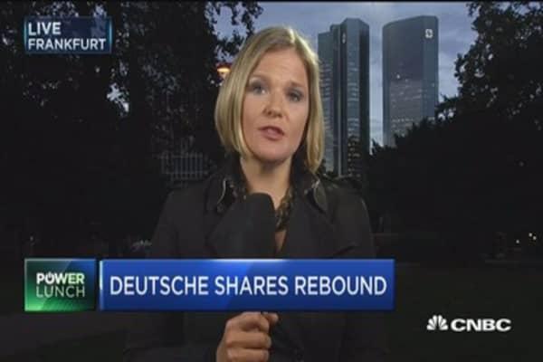 Deutsche Bank and German regulation