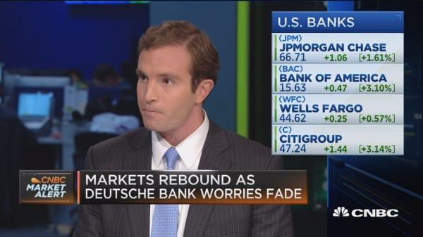 Financials a 'pocket of value': Lebovitz