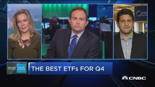 Trading Nation: Best ETFs for Q4