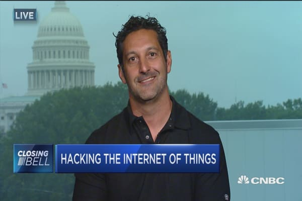 Hacking the Internet of Things