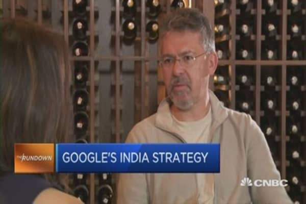 How Google is tackling connectivity in India