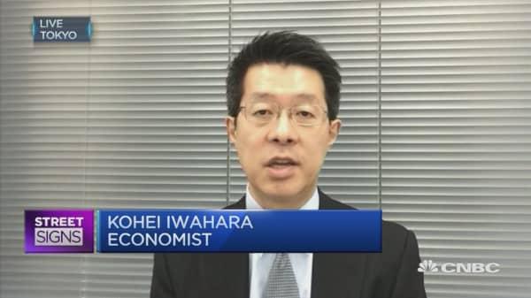 Japan lacks growth engine: Economist