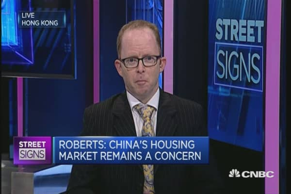 Housing bubble in China concerning: Analyst