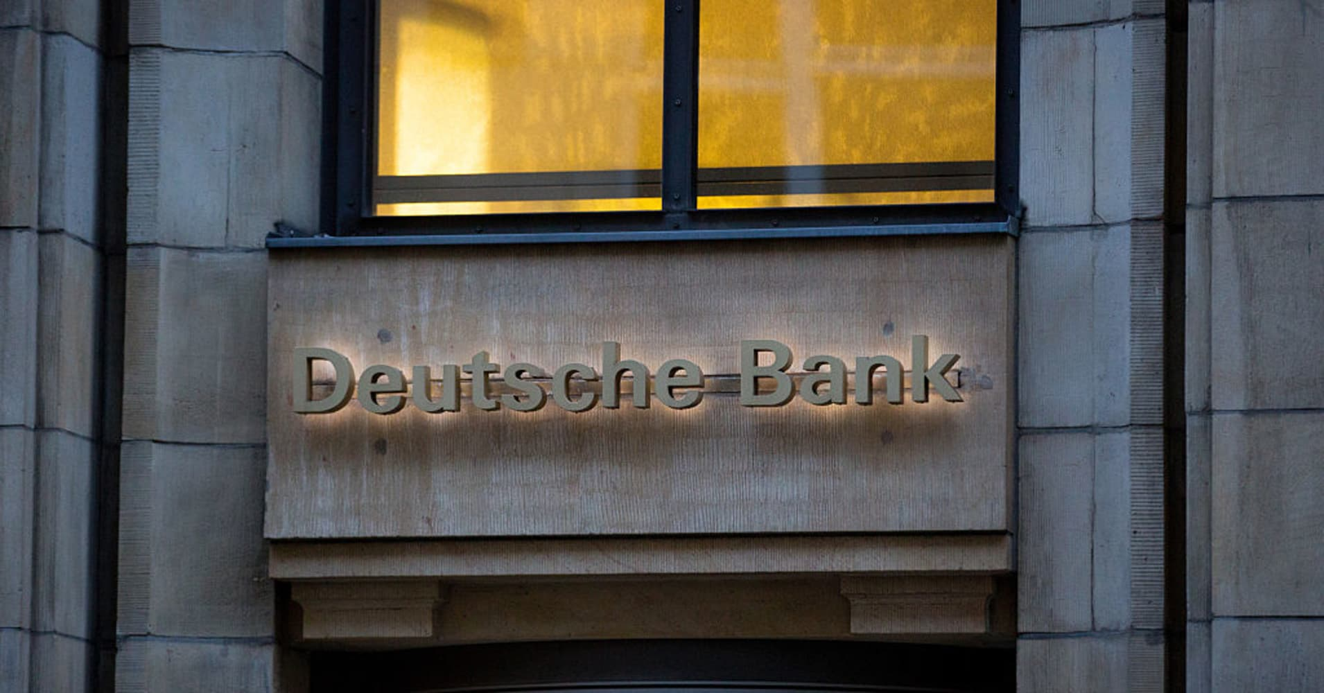 deutsche bank news doj settlement won 39 t fix weak european. Black Bedroom Furniture Sets. Home Design Ideas