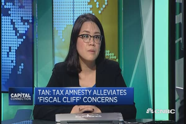 What will Indonesia's tax amnesty program achieve?