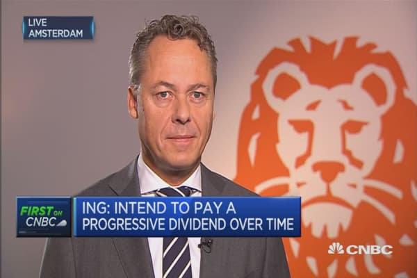 If you adapt the digital model, you can continue to grow: ING CEO